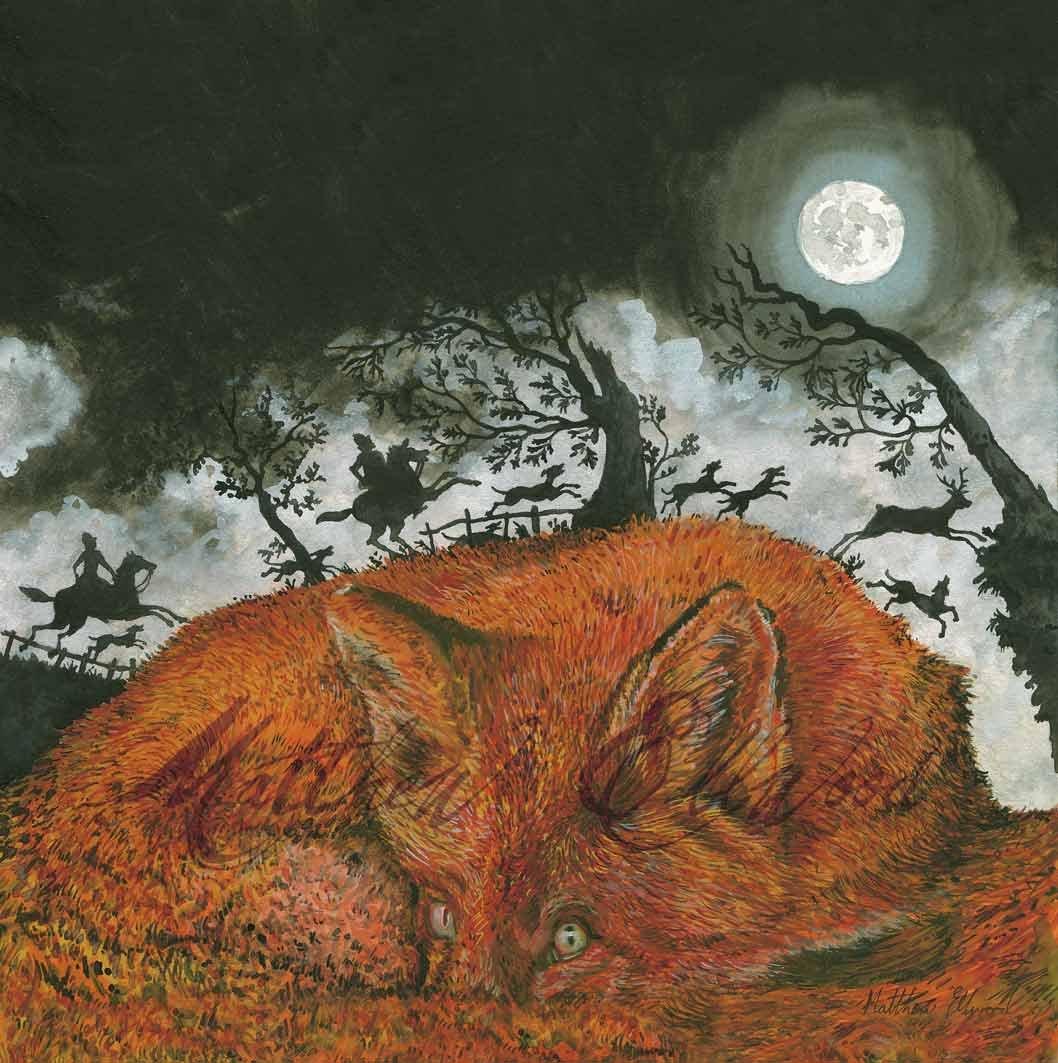 Image of Still Hunting on Fox Hill (iv)