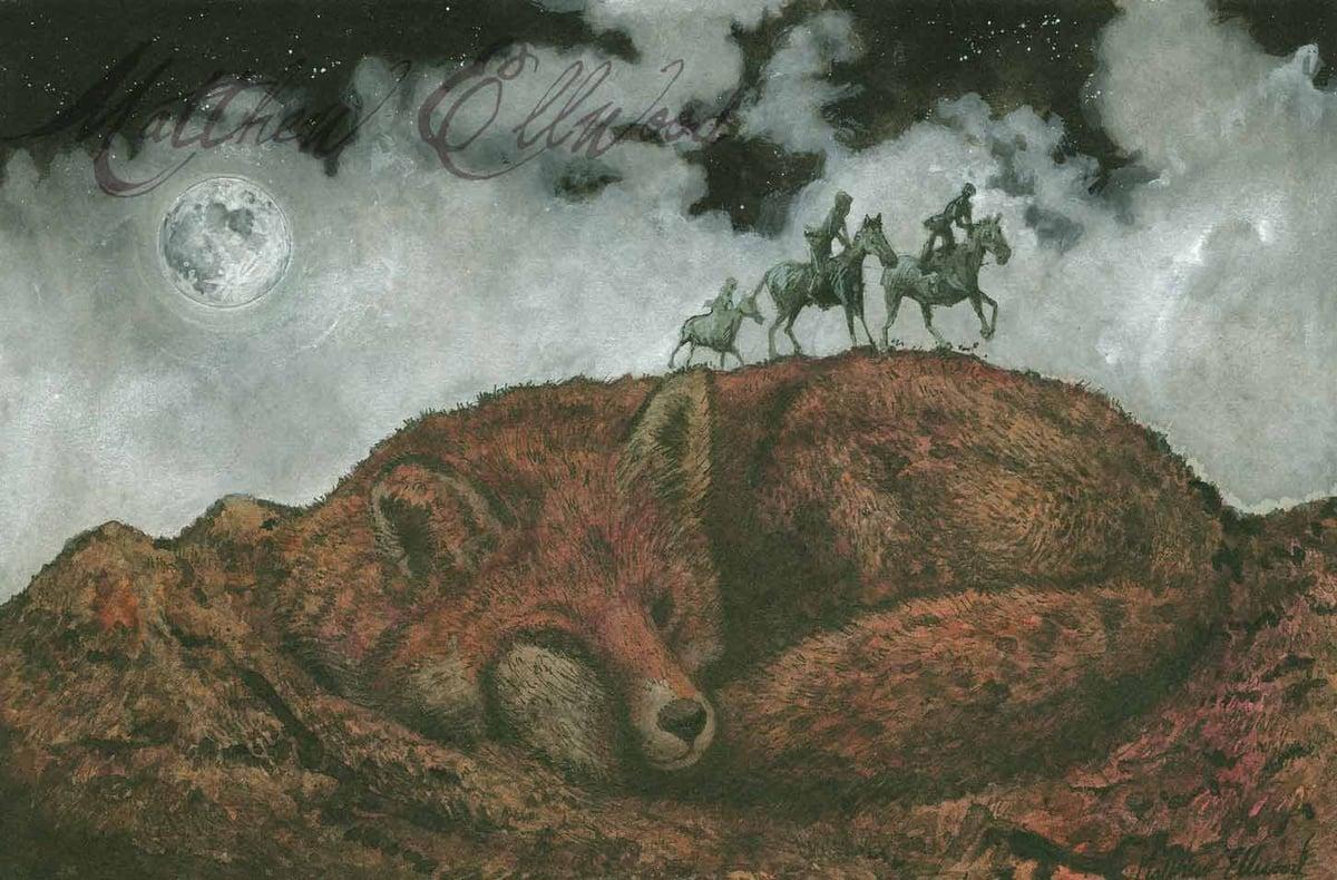 Image of Still Hunting on Fox Hill (v)