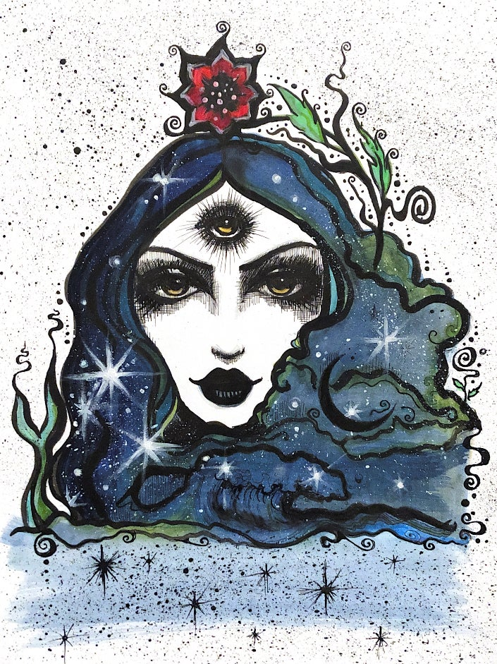 Image of The Space Queen