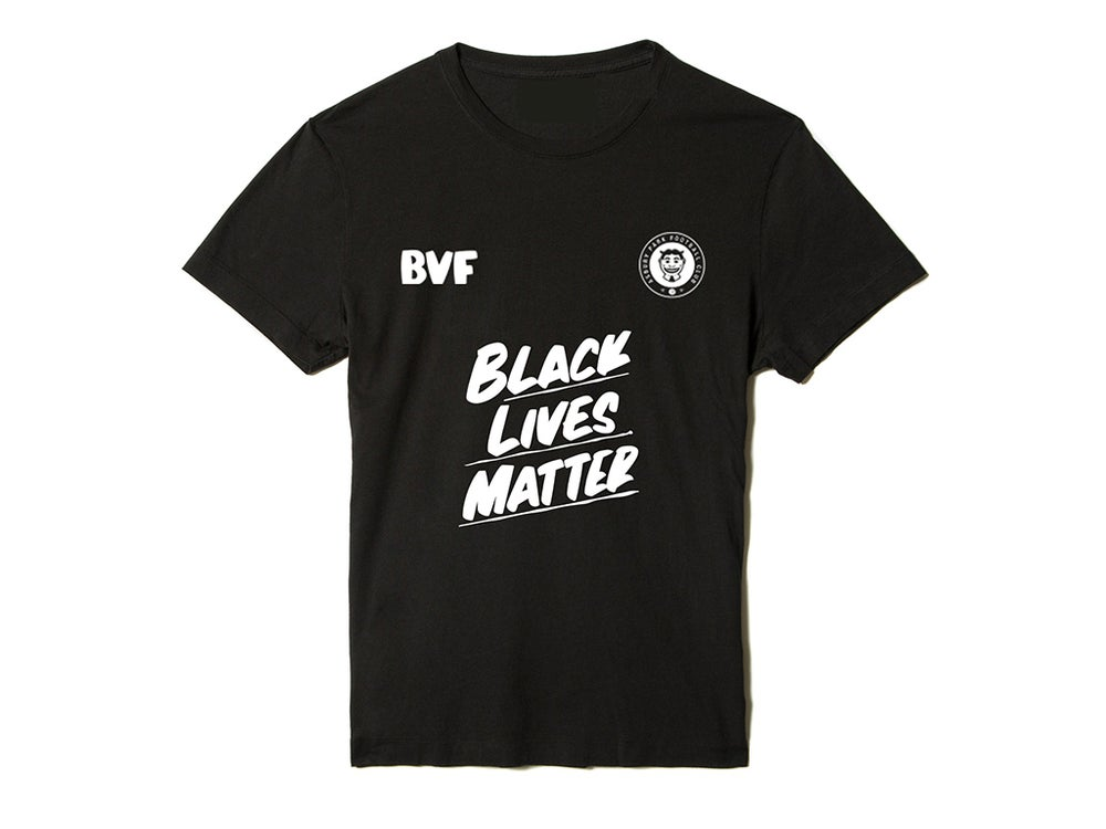Image of APFC X Baron Von Fancy: Black Lives Matter Tee