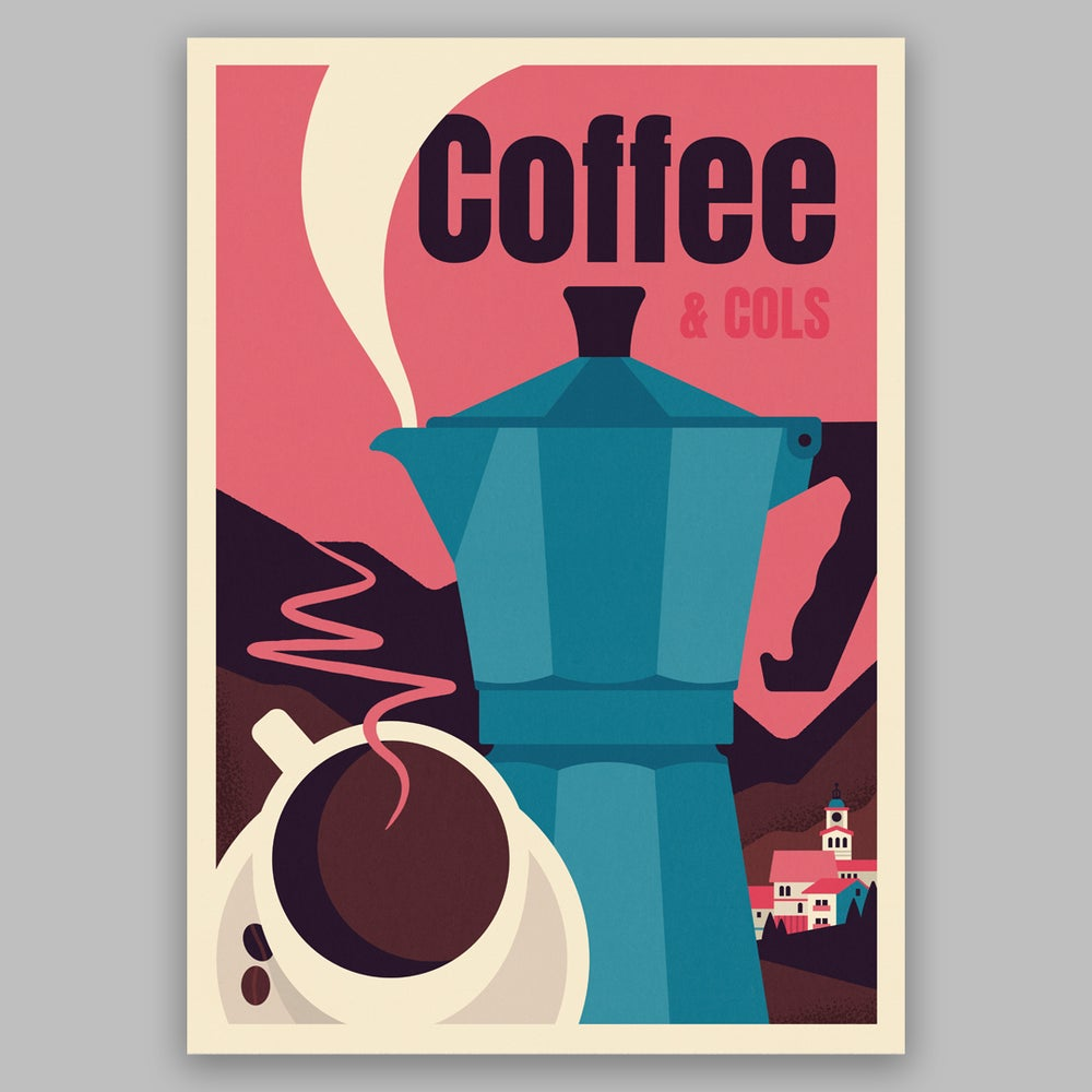 Image of COFFEE & COLS