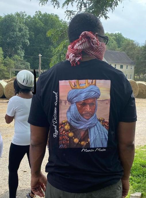Image of Mansa Musa Tees