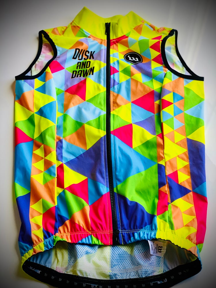 Image of Dusk and Dawn -  Men's Cycling Vest