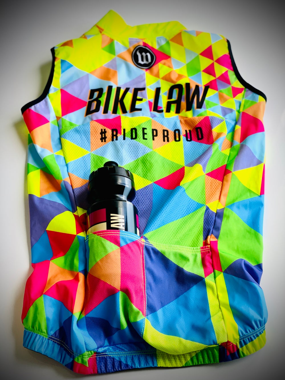Image of Dusk and Dawn - Women's Cycling Vest