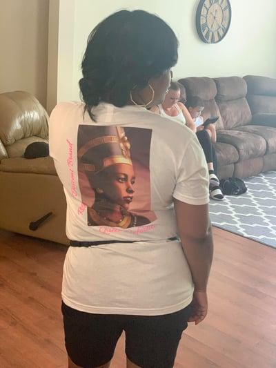 Image of Queen Nefertiti Tees