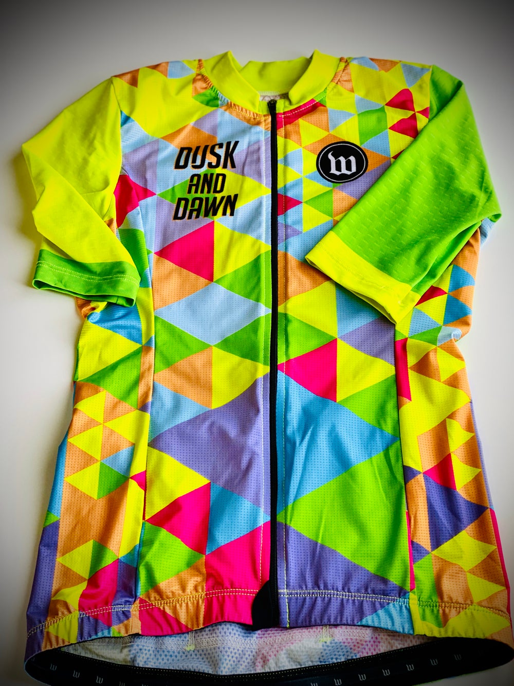 Image of Dusk and Dawn - Women's Contender 2.0 SS Cycling Jersey