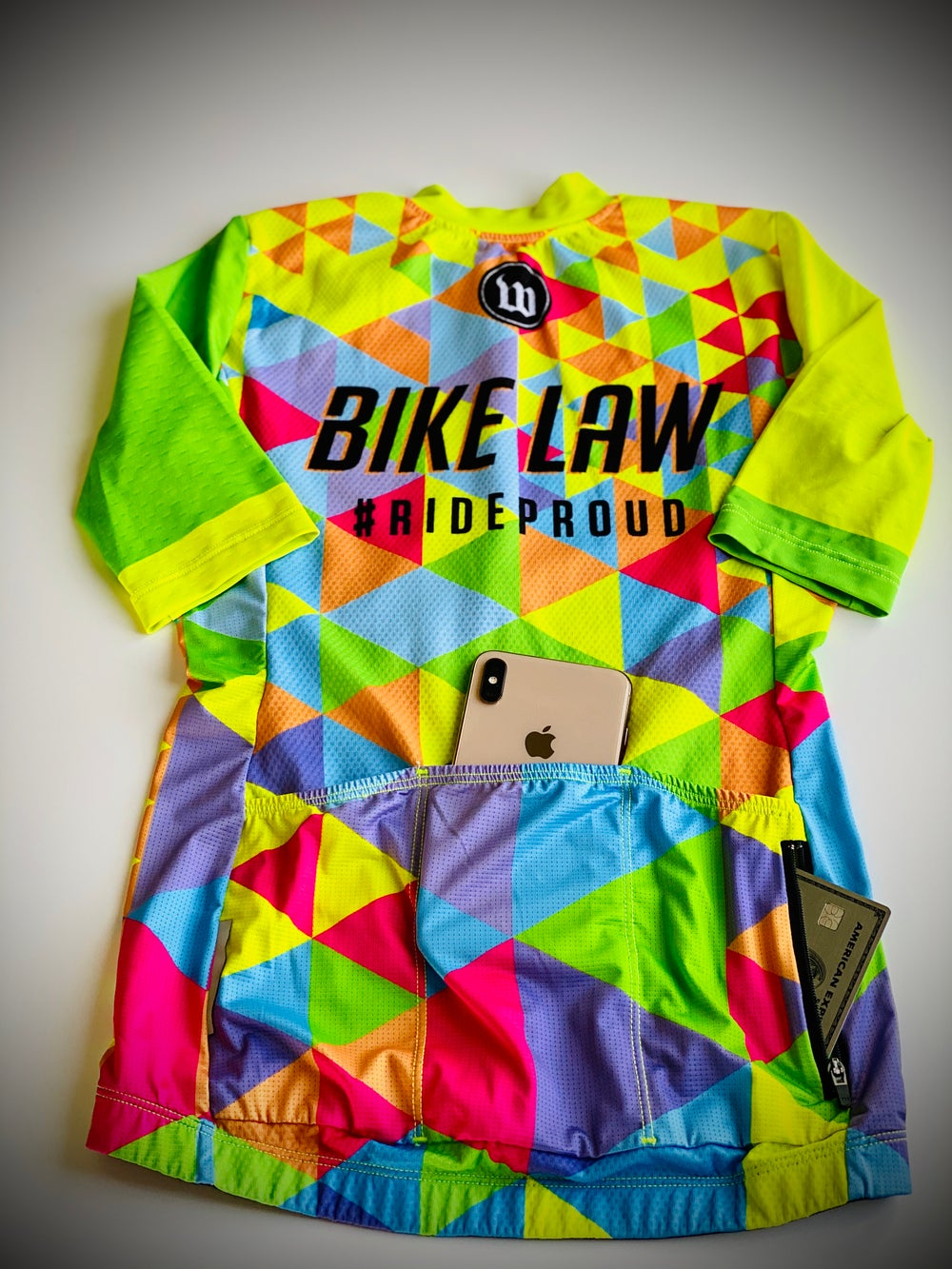 Image of Dusk and Dawn - Men's Contender 2.0 SS Cycling Jersey