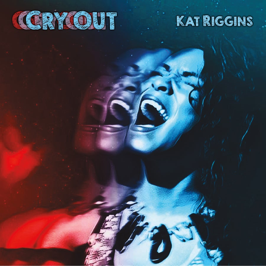 """Image of Kat Riggins' - """"Cry Out"""" CD"""