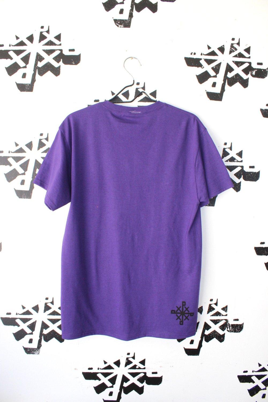 nownotlater tee in purple