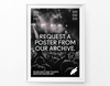 Can't see what you're after? Email us to request a poster from our archive. Click here for info.
