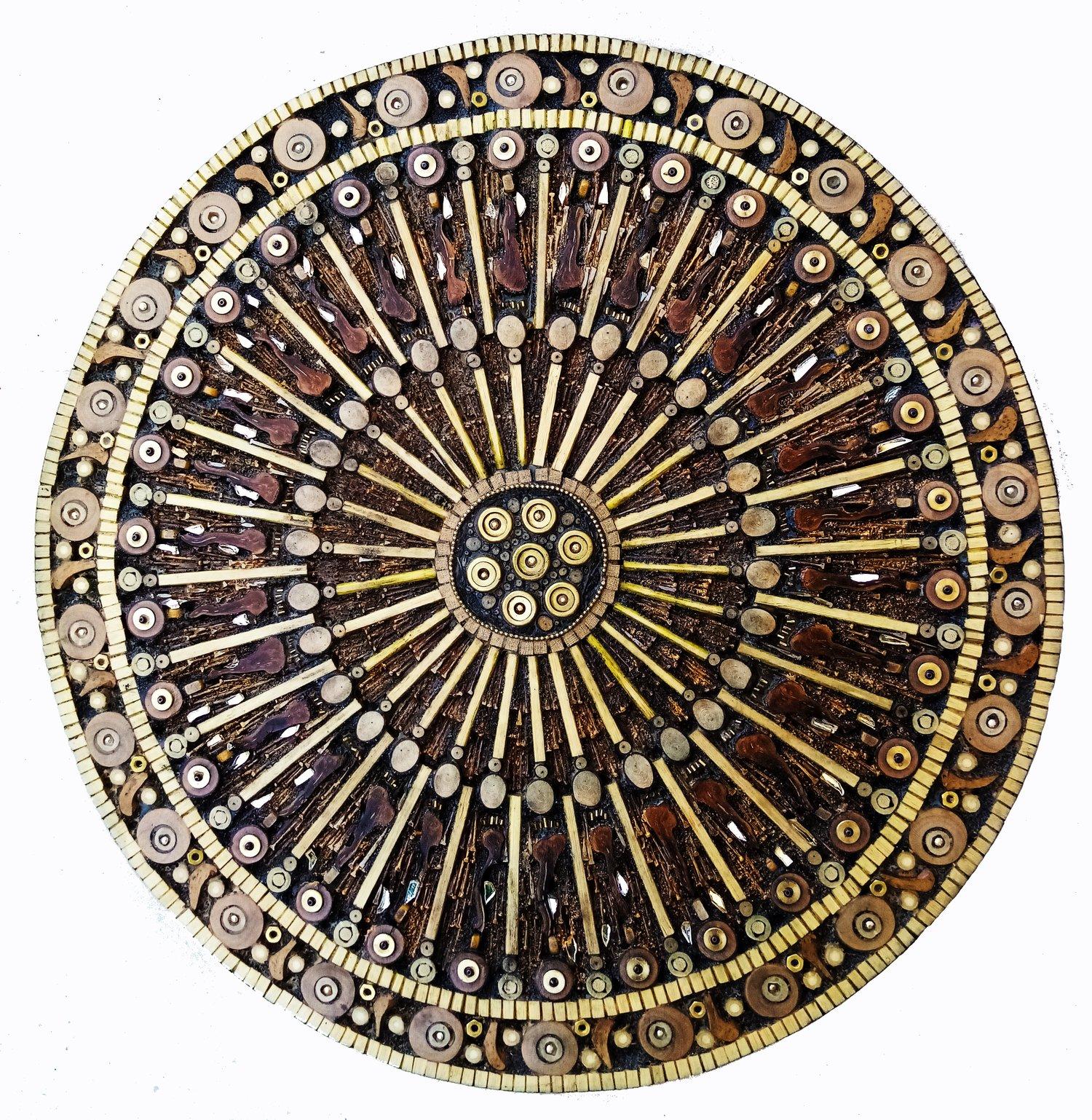 Image of La ruota del tempo /Time wheel