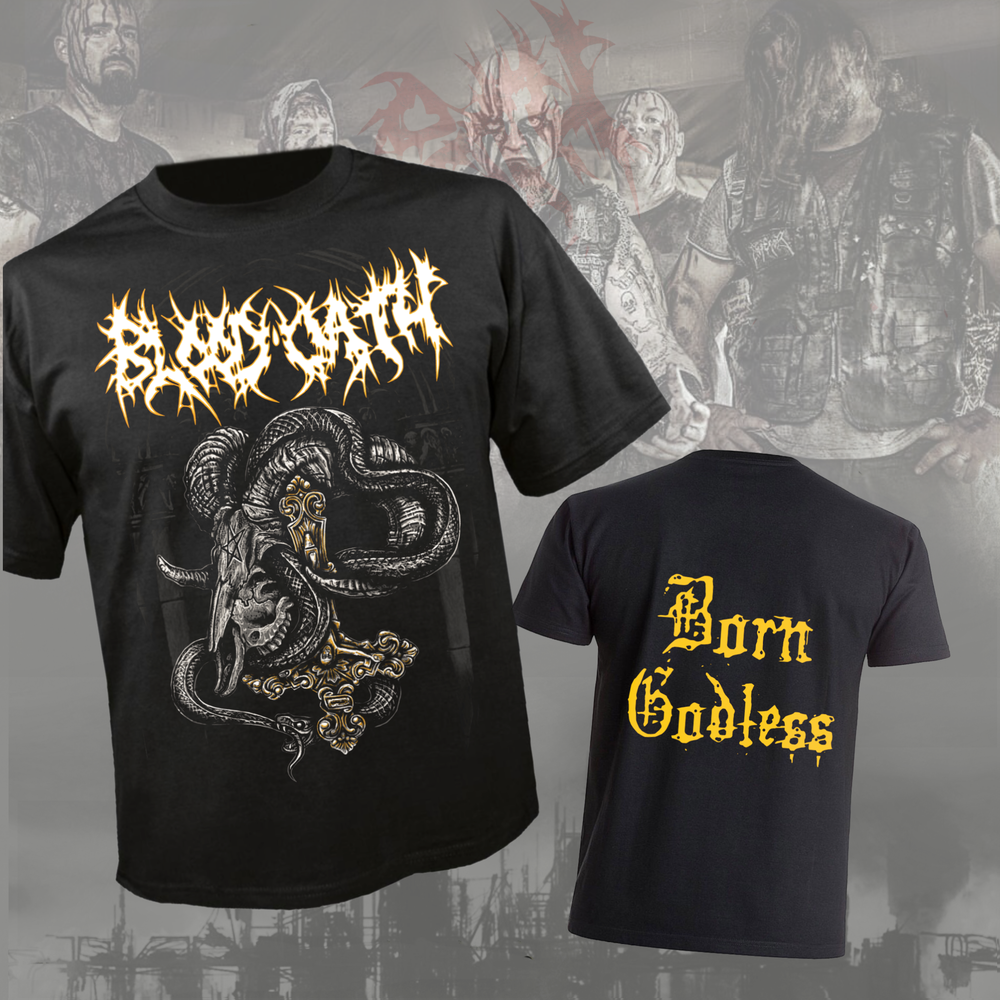 Image of Born Godless T-Shirt