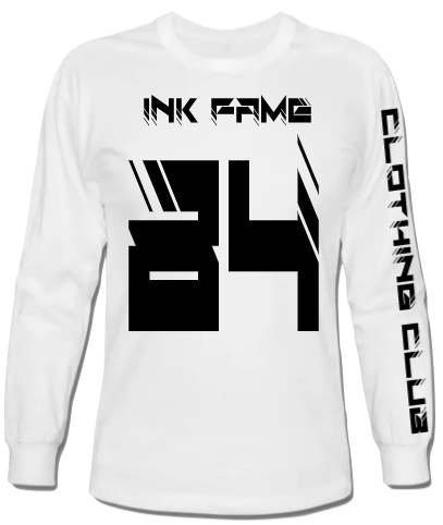 "Image of Ink ""Fame-84"" Long Sleeve Shirt"
