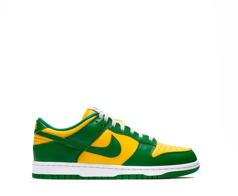 Image of NIKE DUNK LOW BRAZIL (2020) CU1727-700