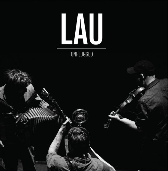 Image of LAU 'Unplugged'  Limited Edition CD Album