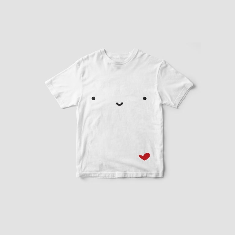 Image of ANDIE bear t-shirt - FLASH SALE to raise funds for face masks