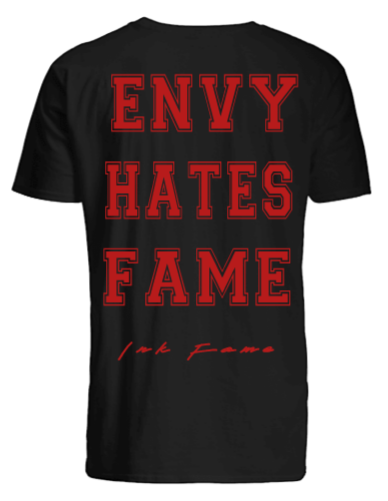 Image of Envy Hates Fame