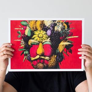Image of Stampa delle 32 opere di Nature has Nature a 100 euro
