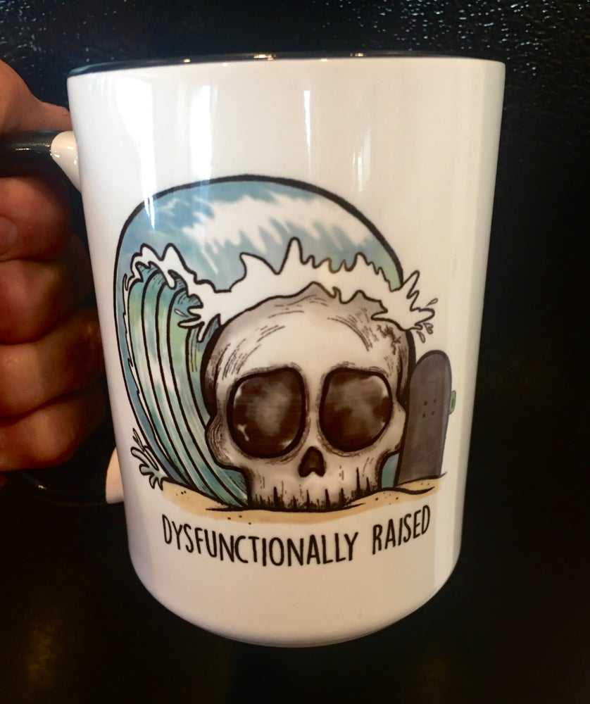 Image of Custom Coffee Mug 15oz