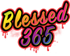 Summer Fun Blessed 365 Tee