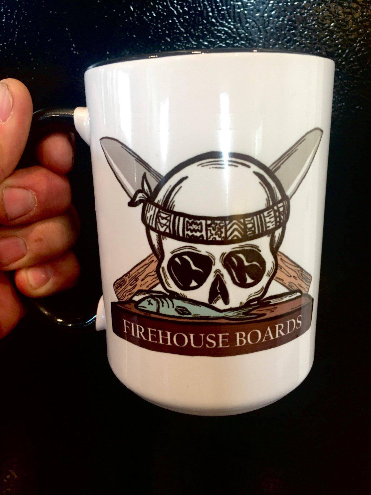 Image of Custom Coffee Mug 15oz