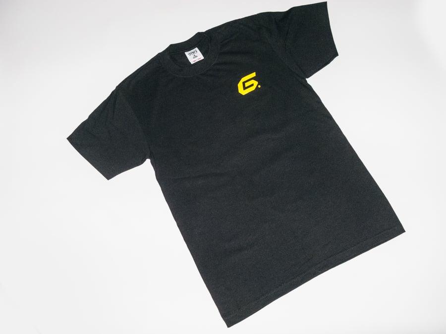 Image of GARAGISME SEVEN T-shirt (black)