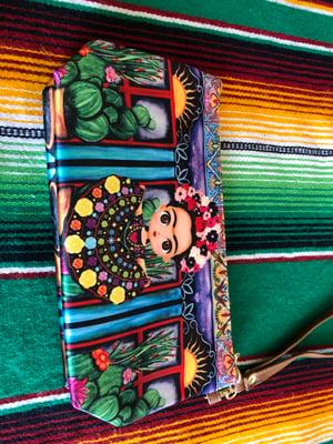 Baby Frida wristlet 🌸