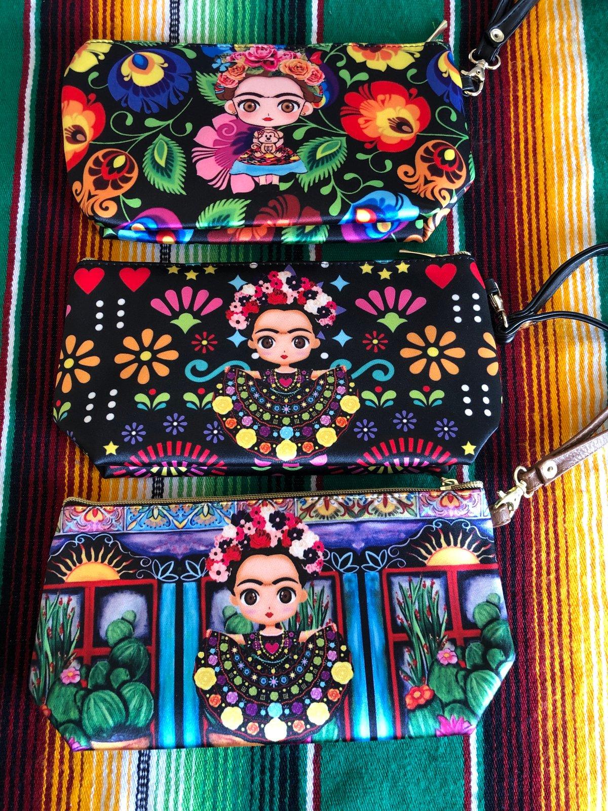 Image of Baby Frida wristlet 🌸