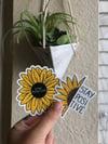 Stay Positive Sticker Set