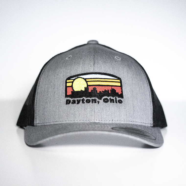 Image of Dayton Skyline Retro Trucker Cap