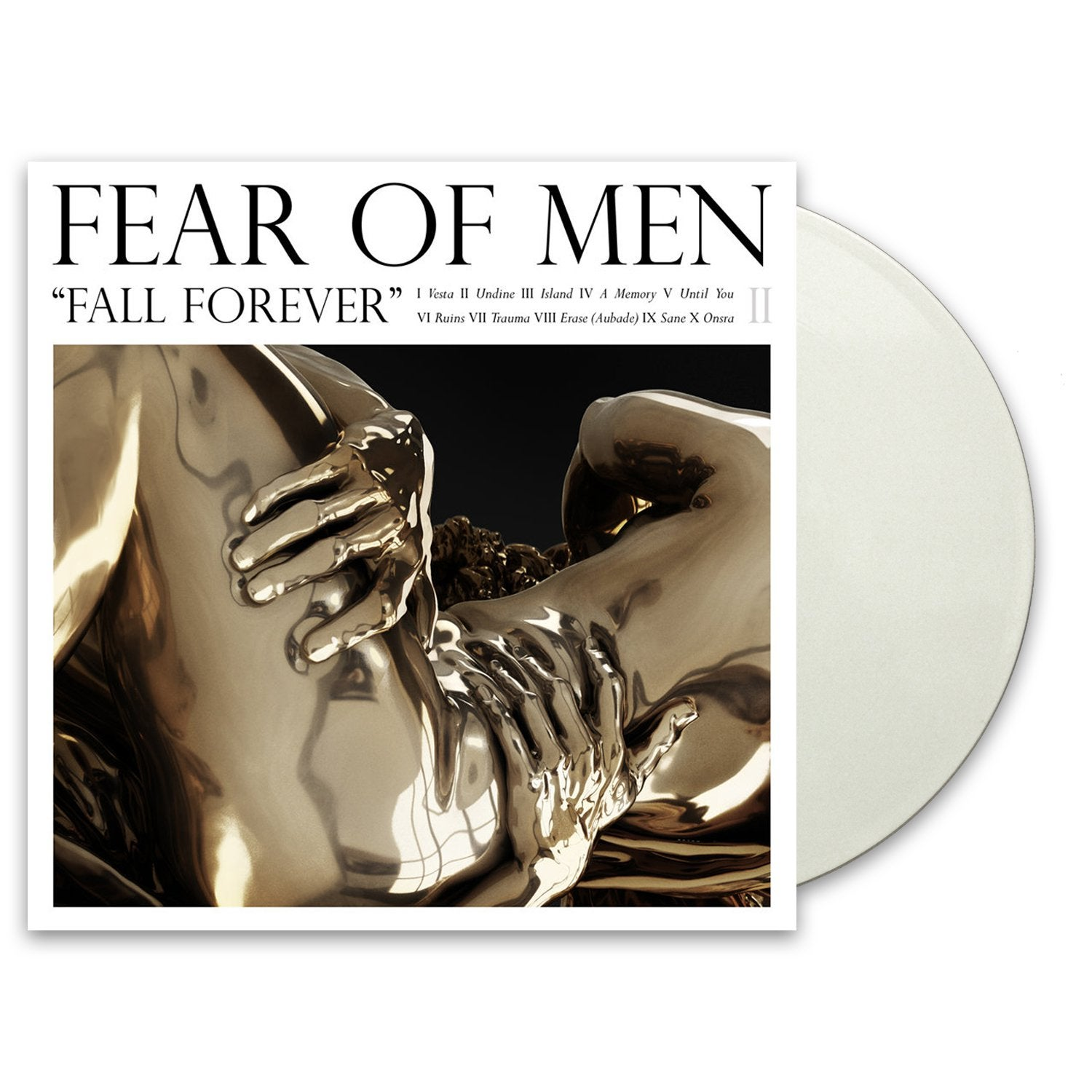 Image of Fear of Men - 'Fall Forever' LP (Limited white vinyl)