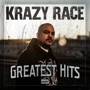 "Image of Krazy Race ""Greatest Hits"" Limited Edition CD or Vinyl"