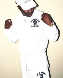 Image of GIGPS SNOW MAN SWEATSUIT