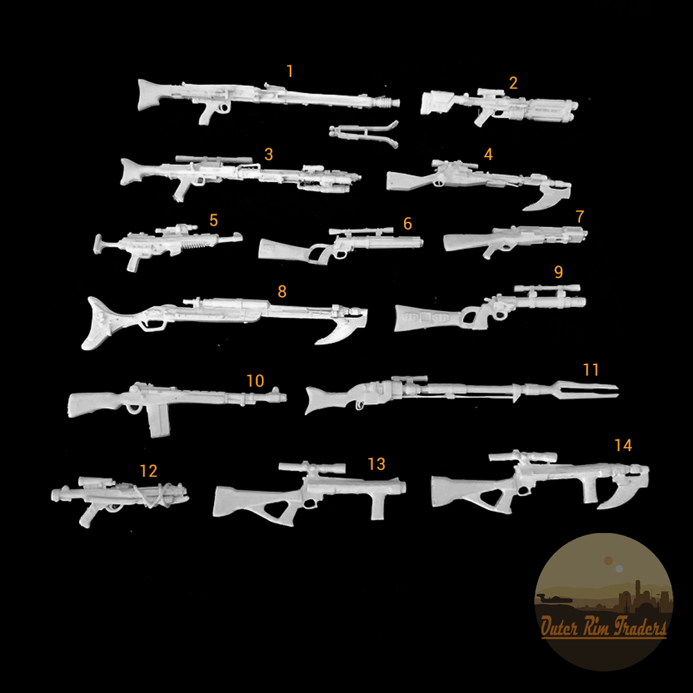 Image of Select a Rifle