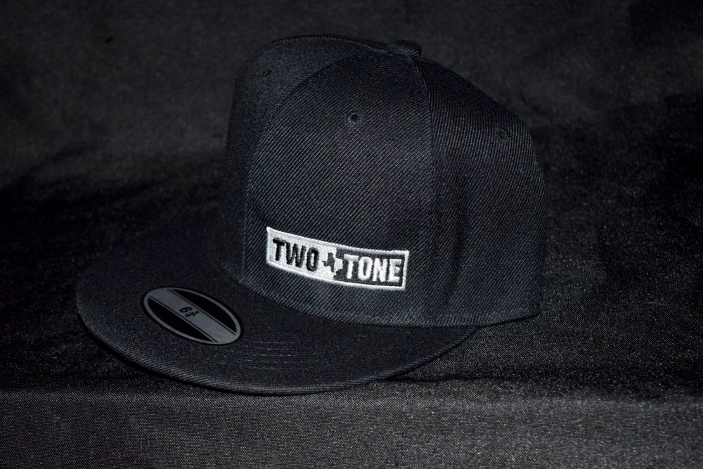 Two:Tone Side-Cap (Black)