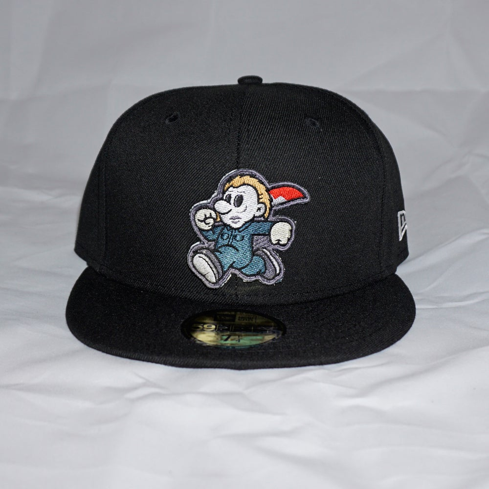 Mikey Custom 59FIFTY Black