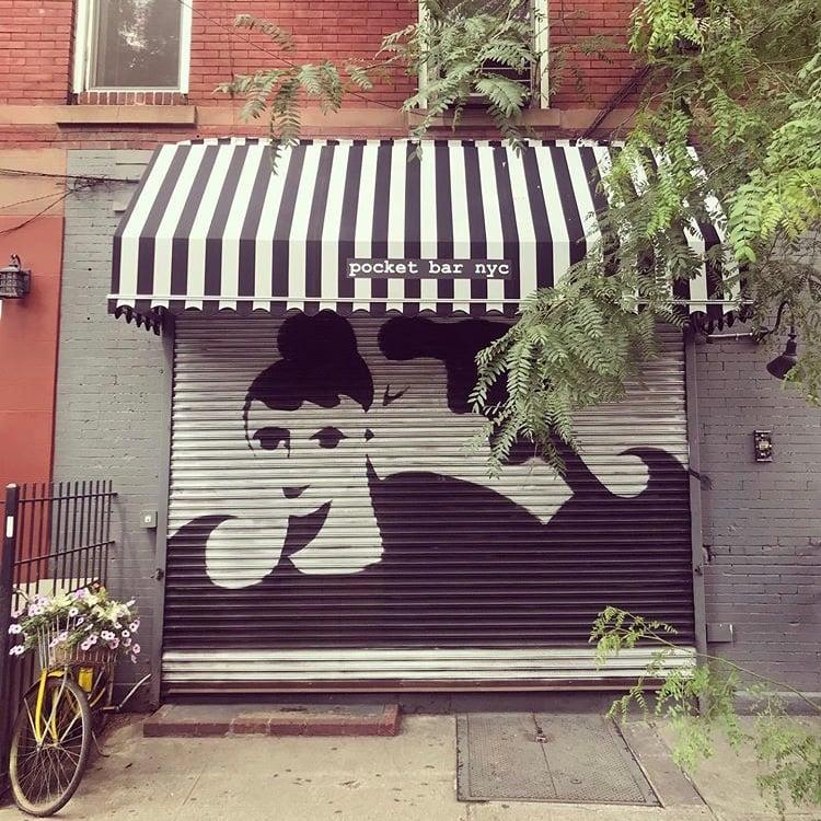 Image of Bar Murals