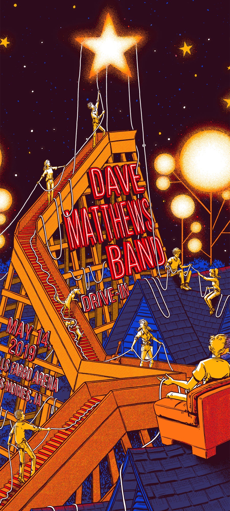 Image of Dave Matthews Band - Drive-In 2020