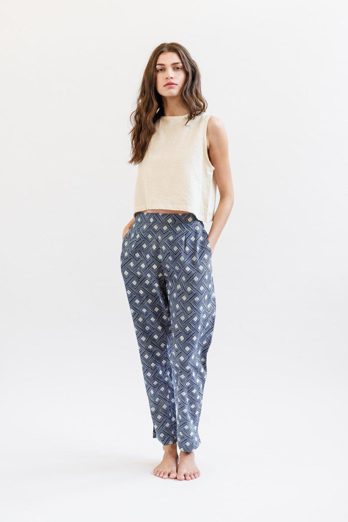 Image of Maelu Lounge Pants - Alys Print