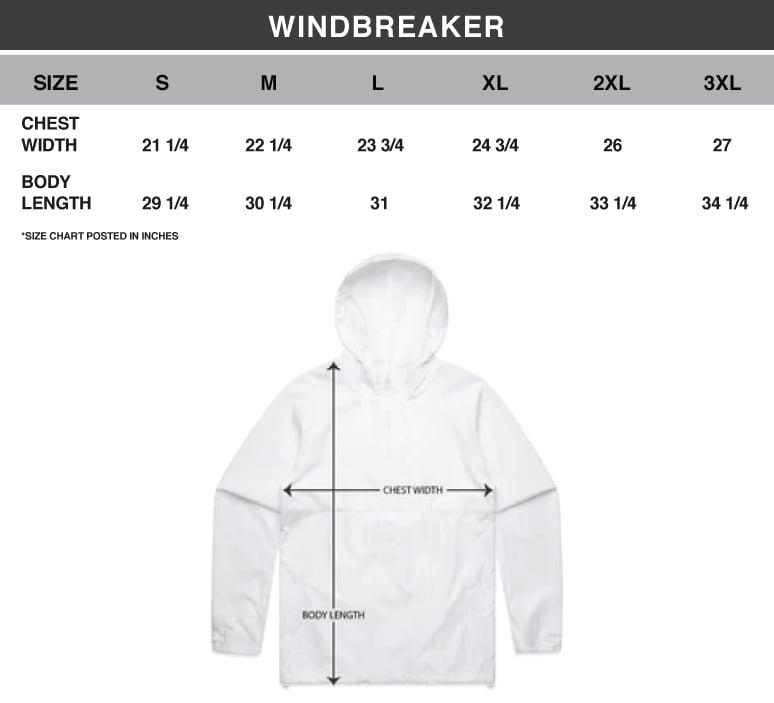 Image of Prototype Windbreaker