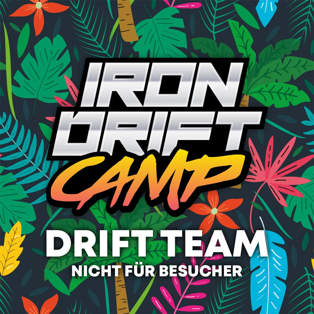 IRON DRIFT CAMP 2020 Drift Team