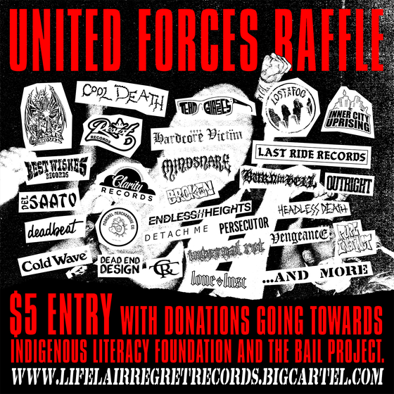 Image of United Forces Fundraiser raffle