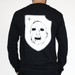 Image of YEAR OF THE MASK Longsleeve Black