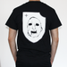 Image of YEAR OF THE MASK T-Shirt Black
