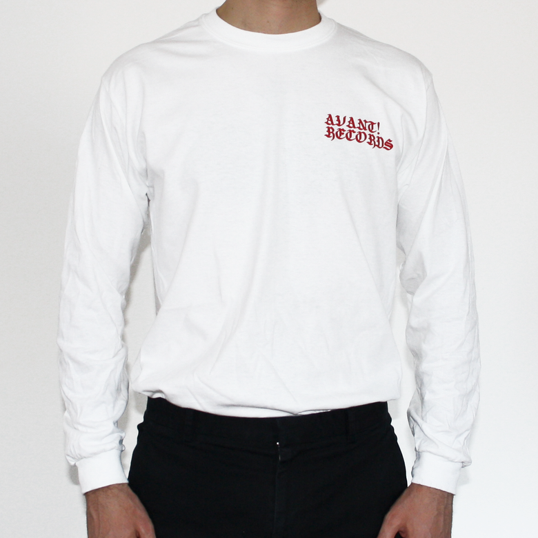 Image of YEAR OF THE MASK Longsleeve White