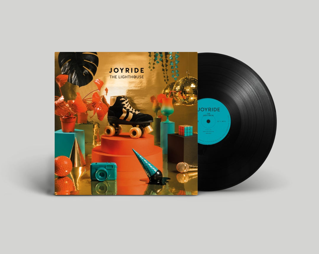 Joyride EP (vinyl or cd)