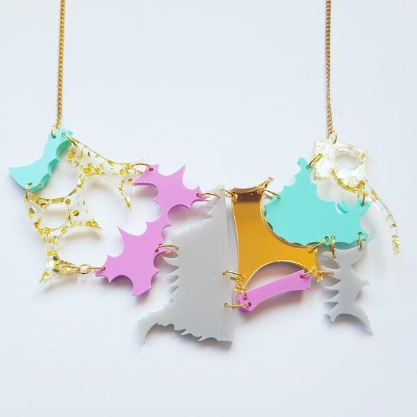 Image of Pastel Zero Waste Necklaces