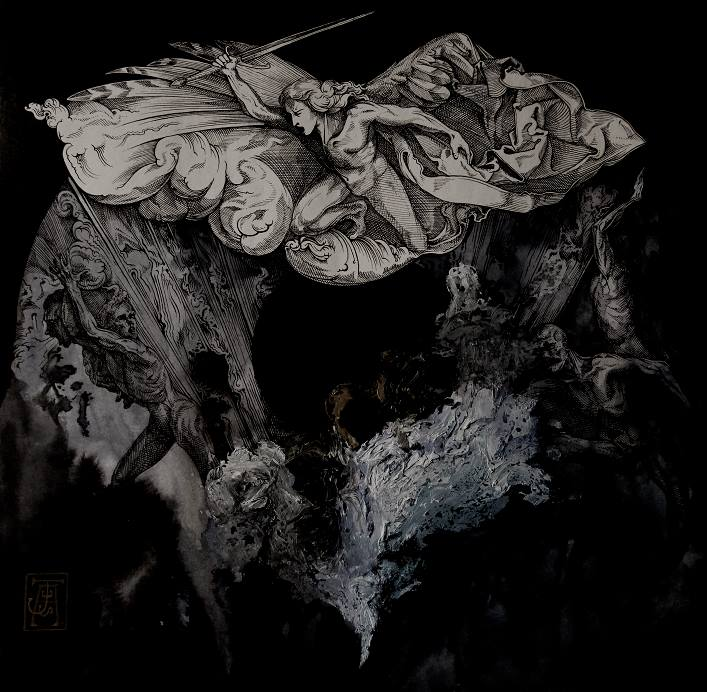 Image of OBSCURE EVIL - Void Fumes LP