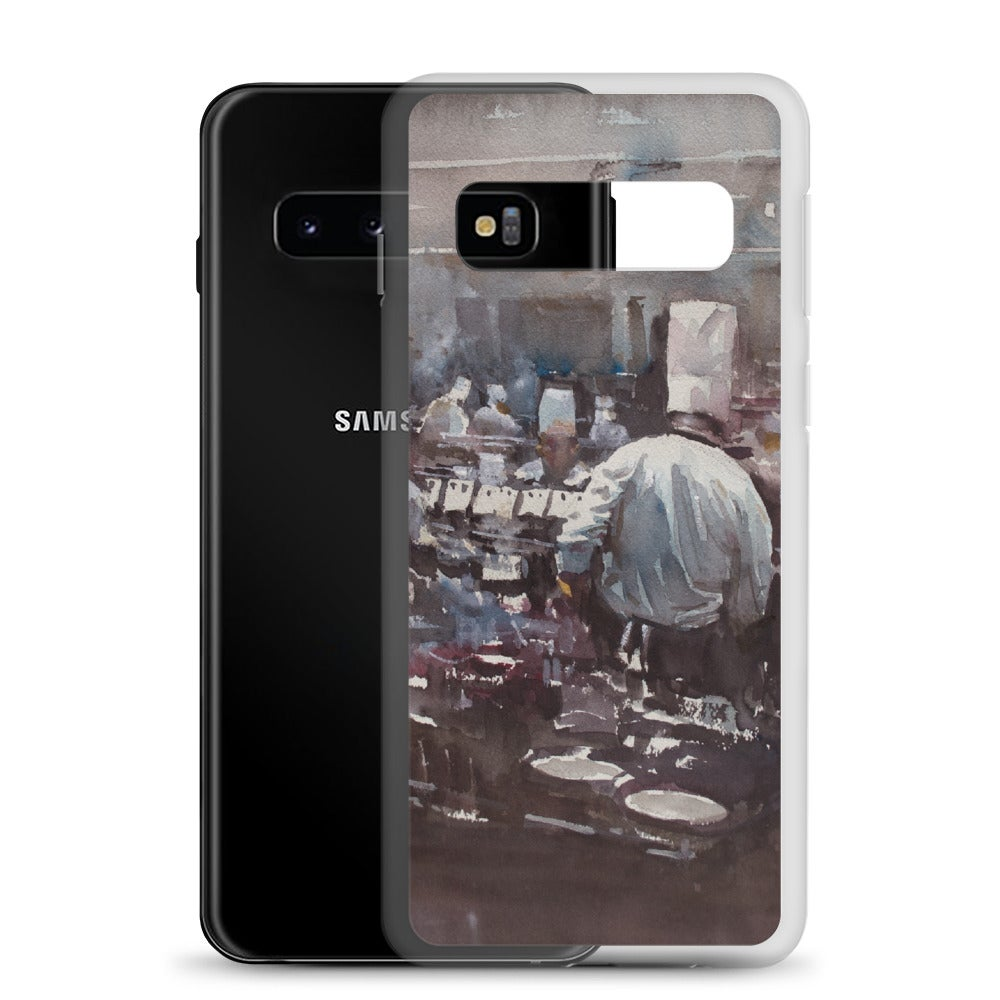 Image of ALL NIGHT Samsung Case
