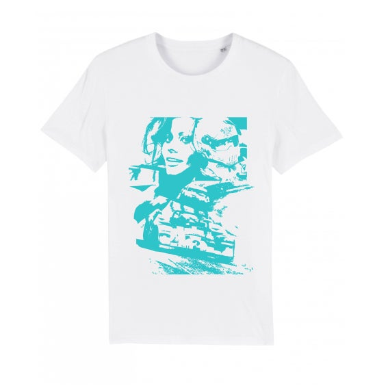 Image of The racing life - T-shirt